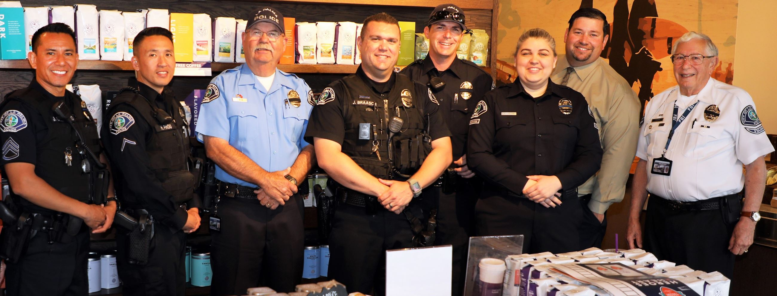 Coffee with a Cop 2019